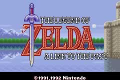 Zelda A Link To the Past SNES ROM
